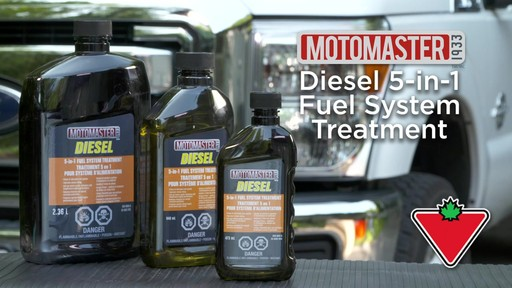 MotoMaster Diesel Fuel 5-in-1 Fuel System - image 1 from the video