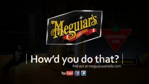 Meguiar's DA Paint Polishing Power System - image 10 from the video