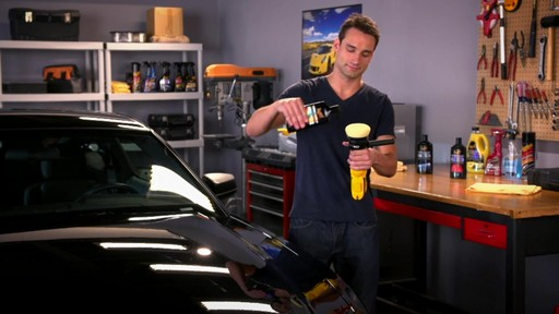 Meguiar's DA Paint Polishing Power System - image 5 from the video