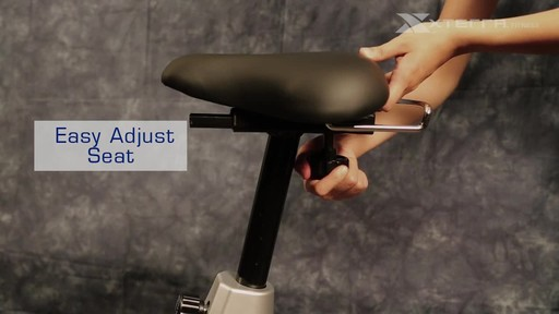 Xterra XT200U Upright Bike - image 3 from the video