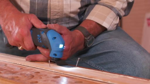Mastercraft 20V Max Multi-Tool with Accessories - image 3 from the video