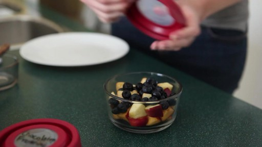 Anchor Premium Glass Bakeware - Christine's Testimonial - image 8 from the video