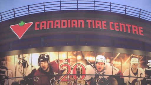Introducing the Canadian Tire Centre, Home of the Ottawa Senators  - image 4 from the video