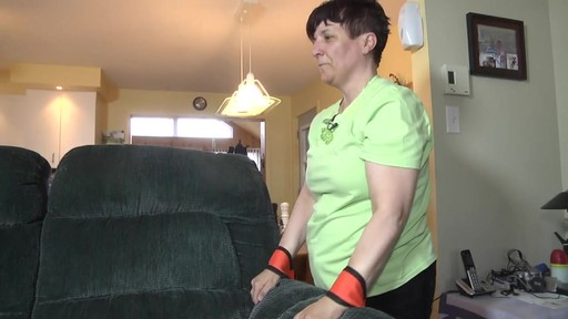 Forearm Forklift - Carole's Testimonial - image 3 from the video