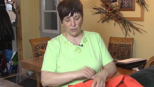 Forearm Forklift - Carole's Testimonial - image 6 from the video