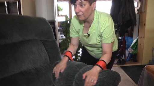 Forearm Forklift - Carole's Testimonial - image 8 from the video