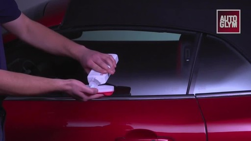 Autoglym Car Glass Polish - image 2 from the video