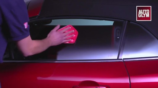 Autoglym Car Glass Polish - image 3 from the video