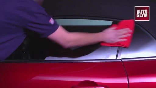 Autoglym Car Glass Polish - image 5 from the video