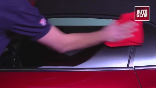 Autoglym Car Glass Polish - image 6 from the video