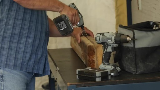 MAXIMUM 20V Max Impact Driver - Don's Testimonial - image 4 from the video