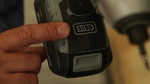 MAXIMUM 20V Max Impact Driver - Don's Testimonial - image 6 from the video