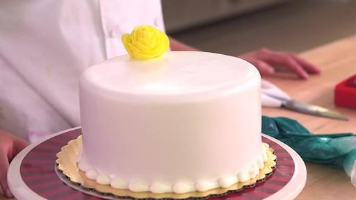 Cake Boss Decorating Tip - Buttercream Roses   English ...