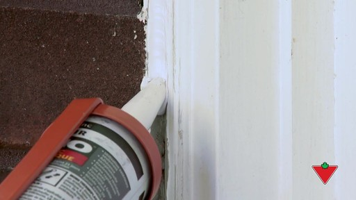 How to Apply Exterior Caulking - image 10 from the video