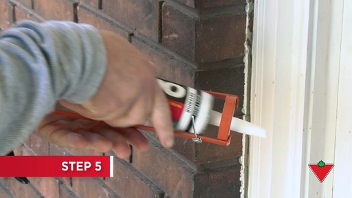 How to Apply Exterior Caulking - image 5 from the video