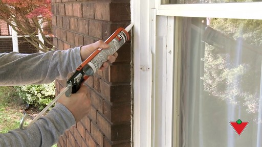 How to Apply Exterior Caulking - image 6 from the video