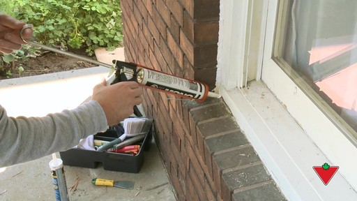 How to Apply Exterior Caulking - image 7 from the video