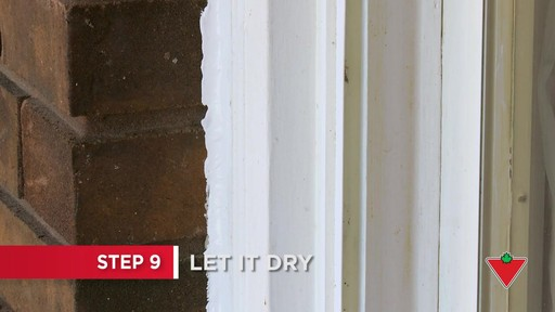 How to Apply Exterior Caulking - image 9 from the video