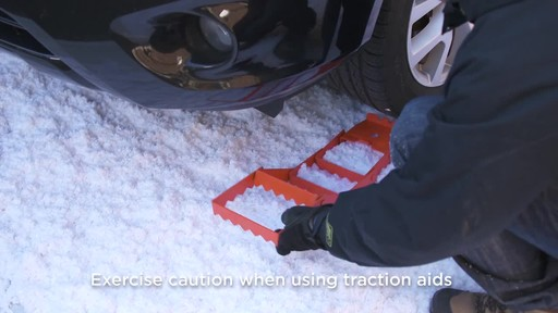 Folding Steel Traction Aid - image 6 from the video