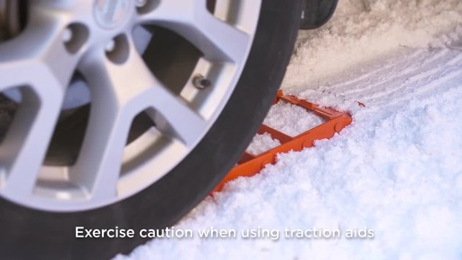 Folding Steel Traction Aid - image 7 from the video