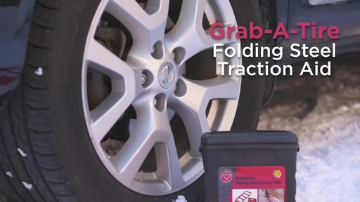 Folding Steel Traction Aid - image 9 from the video