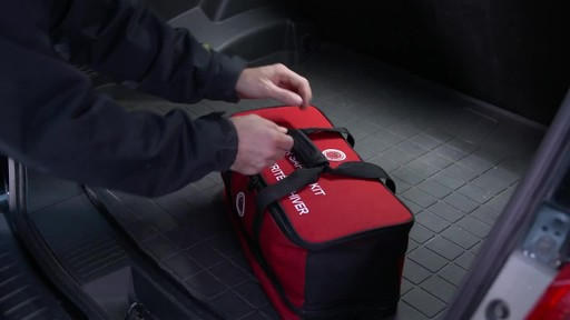 Canadian Tire Premium Winter Safety Kit - image 1 from the video