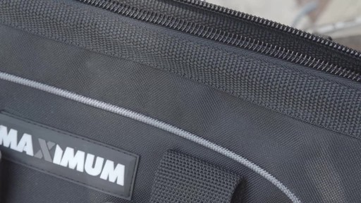 MAXIMUM Large Mouth Tool Bag - Bill's Testimonial - image 2 from the video