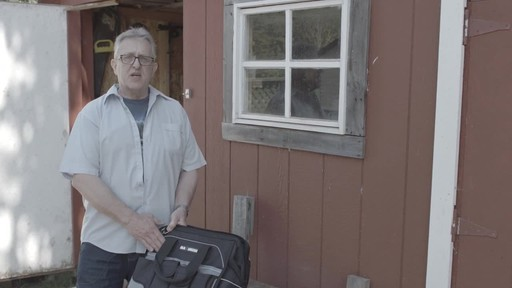 MAXIMUM Large Mouth Tool Bag - Bill's Testimonial - image 7 from the video