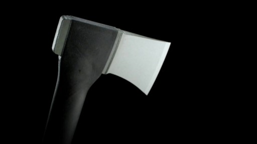 Fiskars X-Series Axes Virtually Unbreakable - image 6 from the video