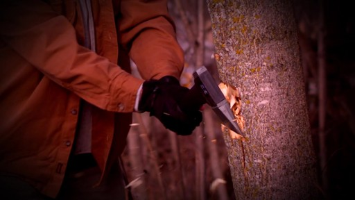 Fiskars X-Series Axes Virtually Unbreakable - image 8 from the video