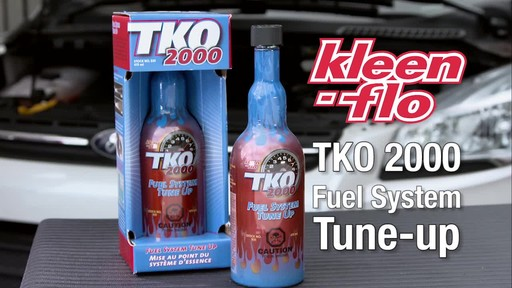 Kleen-Flo TKO 2000 Fuel System - image 10 from the video