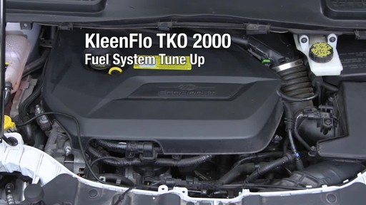 Kleen-Flo TKO 2000 Fuel System - image 6 from the video