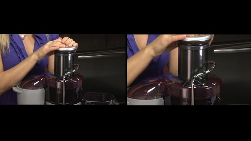 Breville Juice Fountain Plus - image 4 from the video