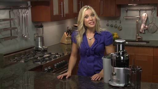 Breville Juice Fountain Plus - image 9 from the video