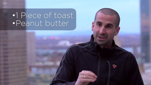 Healthy Breakfast Tips - Fitness Tips from Canadian Tire - image 7 from the video