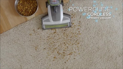 BISSELL PowerGlide CORDLESS™ Upright Vacuum - image 1 from the video