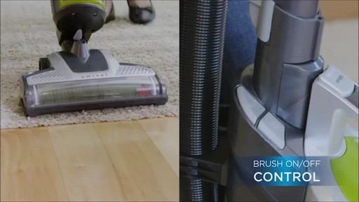 BISSELL PowerGlide CORDLESS™ Upright Vacuum - image 5 from the video