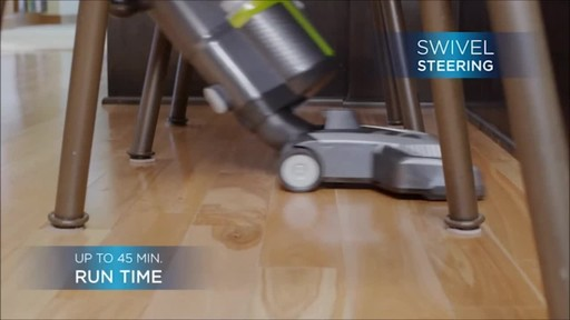 BISSELL PowerGlide CORDLESS™ Upright Vacuum - image 6 from the video