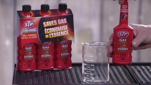 STP Gas Treatment - image 4 from the video