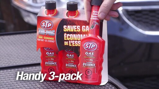 STP Gas Treatment - image 7 from the video