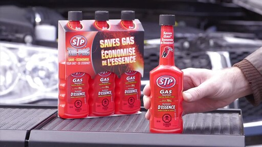 STP Gas Treatment - image 8 from the video
