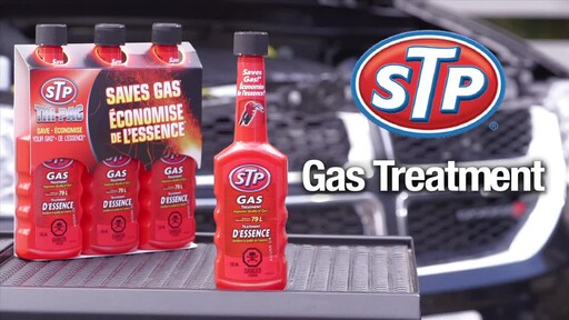 STP Gas Treatment - image 9 from the video