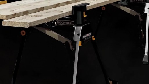 Rockwell Jawhorse, 37-in - image 1 from the video