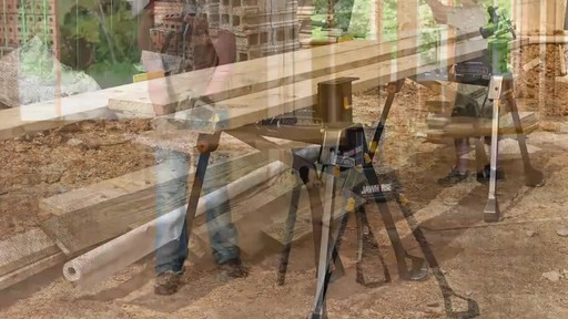 Rockwell Jawhorse, 37-in - image 2 from the video
