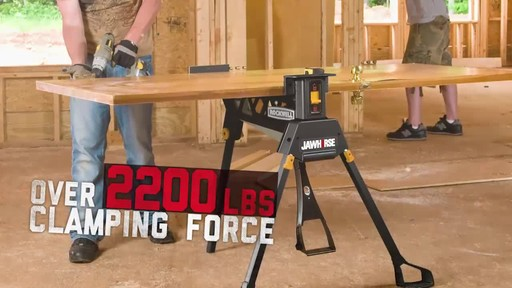Rockwell Jawhorse, 37-in - image 3 from the video