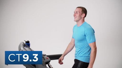 Horizon CT9.3 Treadmill - image 10 from the video