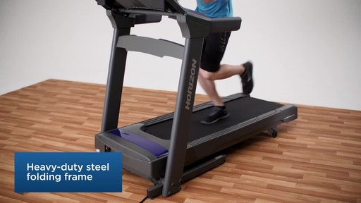 Horizon CT9.3 Treadmill - image 5 from the video