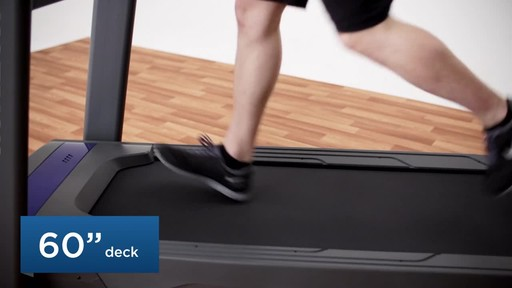 Horizon CT9.3 Treadmill - image 7 from the video