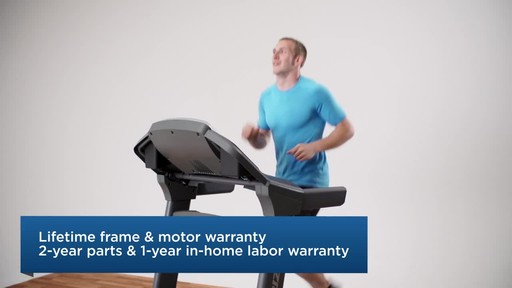 Horizon CT9.3 Treadmill - image 9 from the video