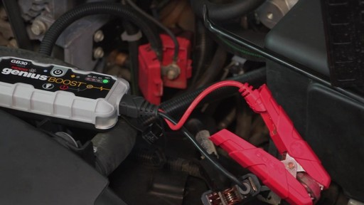 Powerful: NOCO Genius Boost, Lithium Ion Jump Starter - image 1 from the video
